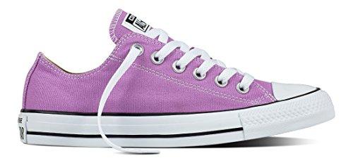 Converse Unisex Schuhe Ctas Ox Sneakers, Violett (Fuchsia Glow), 39.5 EU