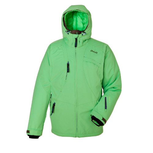 PYUA Herren Jacke Limited, Summer Green, 54, 500008-004