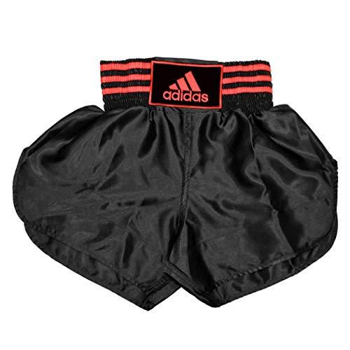 Adidas Thai boxershorts - zwart-groen