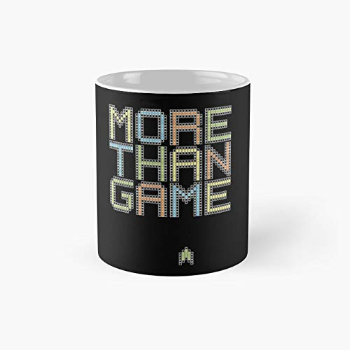 More Than Game Classic Mug - Funny Gift Coffee Tea Cup White 11 Oz The Best Gift For Holidays.
