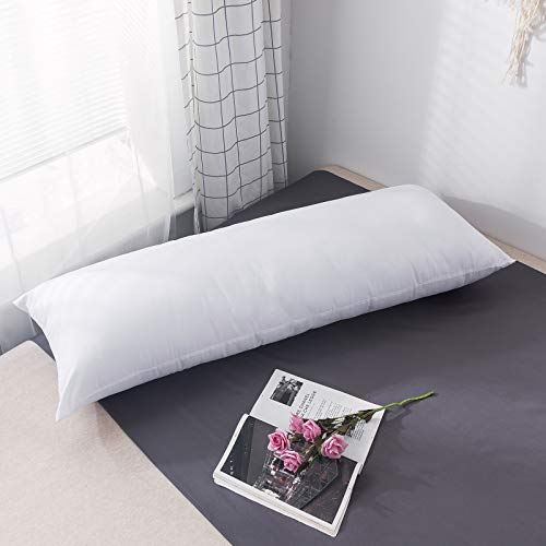 Decroom Full Body Pillow Insert for Adults,Soft Long Hug Pillows for Bed...
