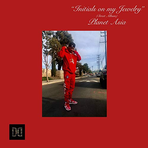 Initials on My Jewelry [Explicit]