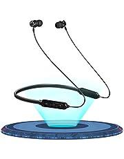 A10 Bluetooth5.0イヤホン スポーツランニング用ワイヤレスイヤホン マグネット搭載 CVC8.0ノイズキャ