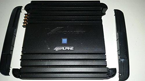 Cheapest Price! Alpine MRP-F300 4-Channel 300 Watts Amplifier