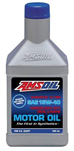 AMSOIL FULL SYNTHETIC Pre- 2007 Diesel oil 15W-40 1 Quart