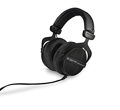 beyerdynamic DT 990 PRO Limited Black Edition