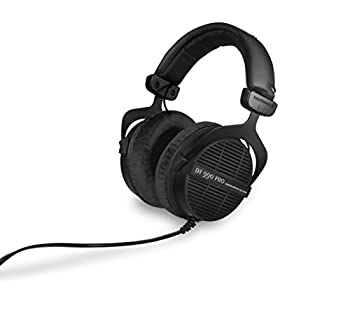 beyerdynamic DT 990 PRO 250 ohm - LIMITED EDITION  Black Straight Cable
