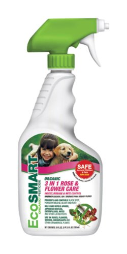 Ecosmart Rose & Flower Care Multiple Insects Liquid 24 Oz