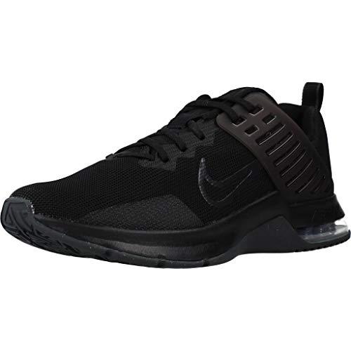 Nike Air MAX Alpha - Zapatillas Bajas Hombre Negro Talla 45