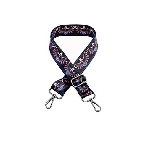 umily cinghia da spalla tracolla crossbody ricambio Tracolla di ricambio per borsa 3.8cm ampia borsa tracolla 78-140cm