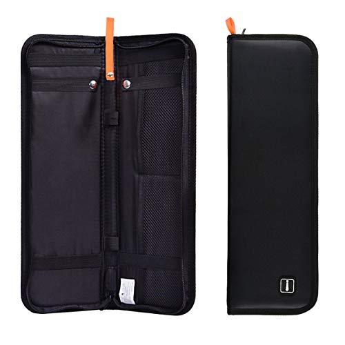 Travel Tie Case, Hoshin Cufflinks Necktie Storage Box Tie Holder Gift for Mens