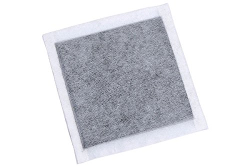 SMELLRID Activated Carbon Flatulence Odor Control Pads: Stop Embarrassing Gas Smell Now!