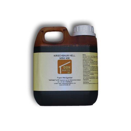 Beize Holzbeize kirschbaum - hell 1000 ml