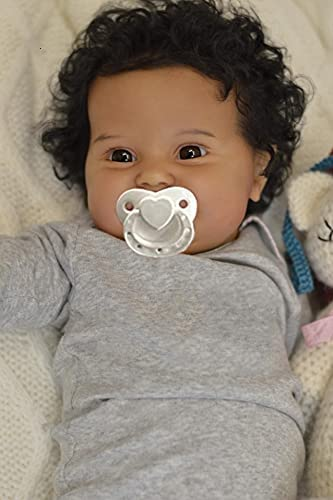 African american silicone baby boy _image2