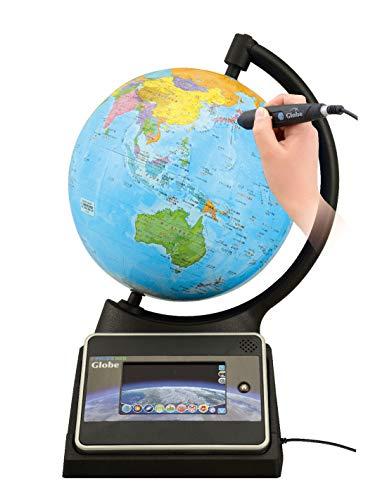 小学館の図鑑 NEO Globe (初回限定 ACアダプター付)【日本おもちゃ大賞2019 共遊玩具部門 優秀賞】