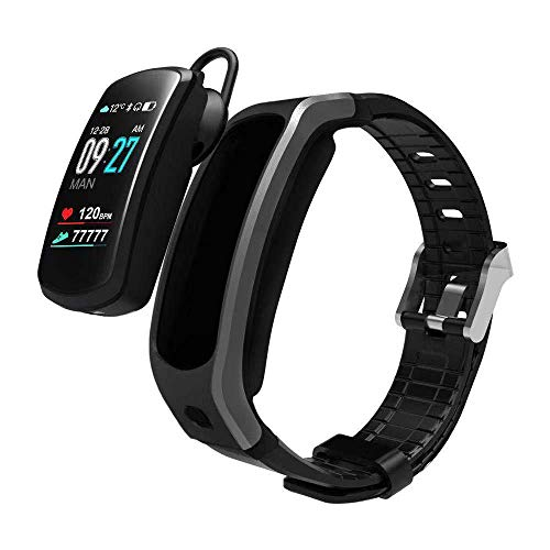 PGTC Fitness Sport Smartwatch with Bluetooth Headset