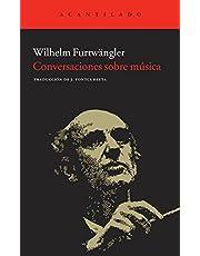 Conversaciones sobre música (Acantilado)
