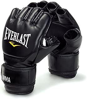 Everlast Black Closed Thumb Grappling Glove