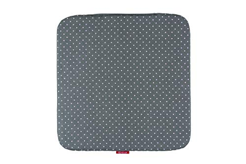 """Cricut EasyPress Decorative Mat, Protective Heat-Resistant Mat for Heat Press Machines and HTV and Iron On Projects, Rose-Lilac [14"""" x 14""""]"""