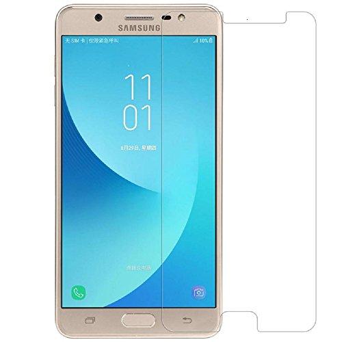 Tempered Gorillla Glass Screen Protector Guard For Samsung Galaxy J7 Maxx