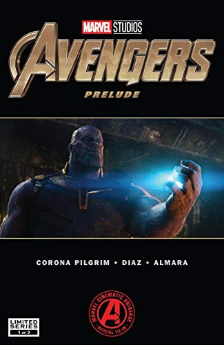 Marvel's Avengers: Endgame Prelude (2018-2019) #1 (of 3) (English Edition)