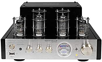 Rockville BluTube 70W Tube Amplifier/Home Theater Stereo Receiver