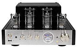 top 10 yaqin mc 84l stereo tube amplifier Rockville BluTube 70W Tube Amplifier / Bluetooth Compatible Stereo Home Theater Receiver