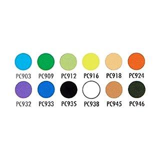 عروض Prismacolor 3596T Premier Colored Pencils, Soft Core, 12 Count