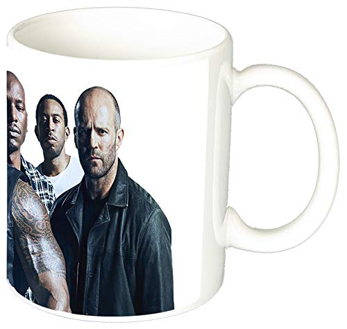 MasTazas Fast and Furius 8 The Fate of The Furious B Taza Ceramica
