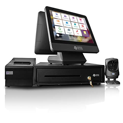 NRS Cash Register for Small Businesses (USA ONLY)- POS System Bundle Includes...