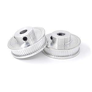 Laliva Impresora 3D – GT2 Polea de distribución 30 36 40 60 ...