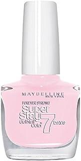 Maybelline Superstay 7 Days Pastel 21 Pink in the park Rosa esmalte de uñas - esmaltes de uñas (Rosa Pink in the Park Fr...