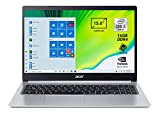 Acer Aspire 5 A515-55-509R Pc Portatile, Notebook con Processore Intel Core i5-1035G1, Ram 8 GB DDR4, 512 GB PCIe NVMe SSD, Display 15.6' FHD LED LCD, Intel UHD, Windows 10 Home, Silver