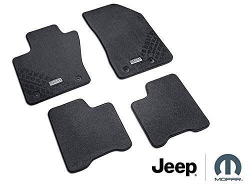 FCA Jeep Renegade TAPPETINI in Moquette Originali 71807457