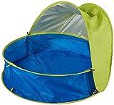 Piscina plegable para niños portátil, incluye protección solar, aprox. 91 cm de diámetro