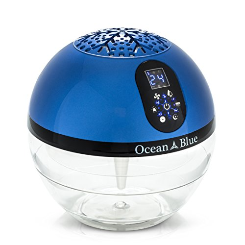 Ocean blue 2 Speed Water Based Air Purifier Humidifier