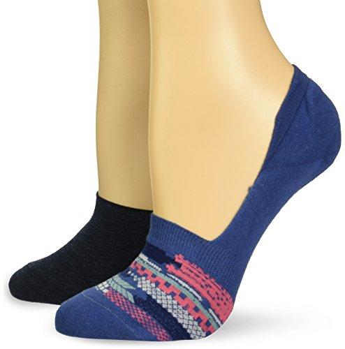 Keds Women's Fashion Sneaker Liners, true navy, Shoe Size: 4-10