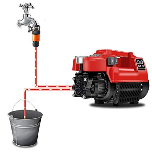 IMBM Auto-Wash Artefacto 220 V hogedruk-autoborstel met hogedrukreiniger, draagbaar, hogedruk-waterpomp, schuimlans