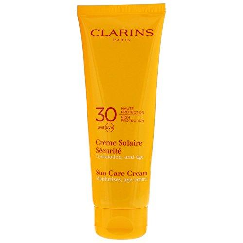 Sun Care by Clarins Cream High Protection For Sun-Sensitive Skin SPF30...