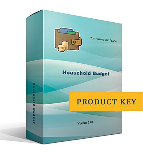 Household Budget [only product key, without CD]