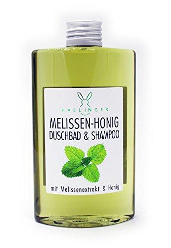 Melissen-Honig Duschbad und Shampoo von Haslinger, 200 ml