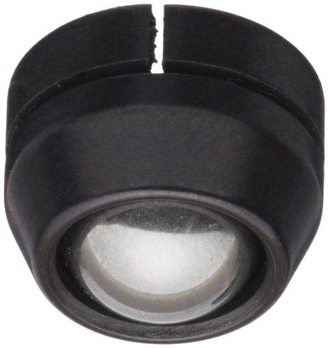 "Starrett 247B Micrometer Ball Attachments, 0.200"" Ball Diameter, .270"" Diameter Anvil and Spindle, Inch"