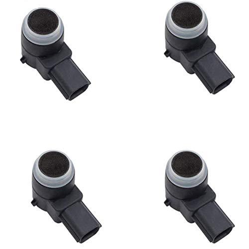 Katigan 4 Piezas Sensor de Espalda del Coche Asistente de Estacionamiento Sensor de Estacionamiento para 1EW63GTWAA
