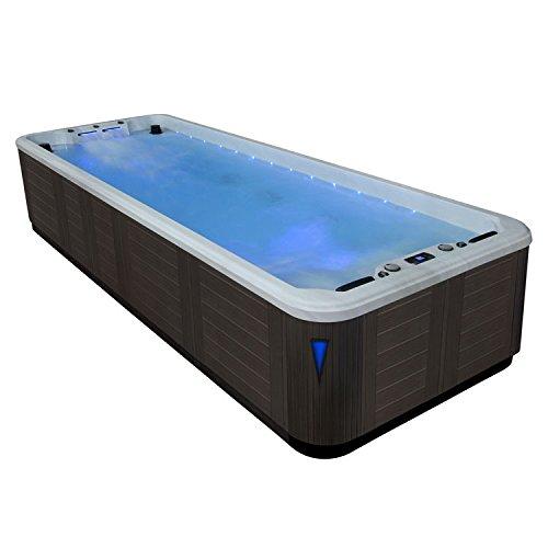 EO-SPA Swim-SPA IN-S06B extreme SilverMarble/584x224/grau
