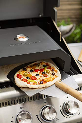 La Hacienda BBQ Pizza Oven Black