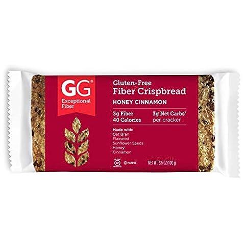 Save on GG Scandinavian Fiber Crispbread, Honey Cinnamon, - Sale: $32.78 USD