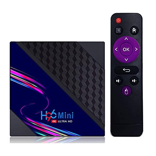 H96 Mini V8 Rk3228a Caja De Smart TV Android 10.0 Android TV Decodificador 1gb + 8gb Android Boxes EU Plug For Smart TV-EU Plug