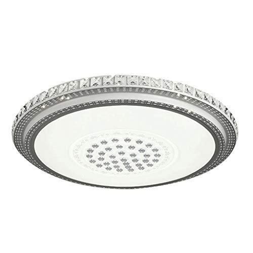 WGZ- Plafond Lamp LED Creative slaapkamer lamp ∅51cm / ∅61cm / ∅81cm / ∅100cm Mode (Color : White light, Size : 100cm)
