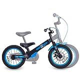 smarTrike Xtend MG +, Bicicleta Infantil Convertible 3 en 1 para niños de 3 a 6 años, con Pedales acoplables (Azul)