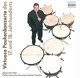 Virtuoso Timpani Concertos...